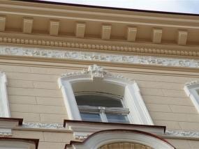 Rekonstrukce fasády - Letohradská ulice