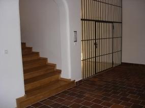 Panská 1, Praha 1 - celková oprava vnitřních prostor objektu - schodiště