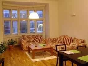 Rekonstrukce bytu na Evropské třídě v Praze 6
