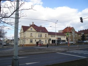 Zdibská 2, Praha 8 - dostavba a komplexní rekonstrukce obchodního areálu