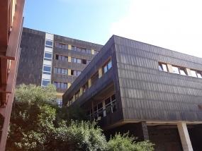 Výměna oken budovy A depa metra Hostivař