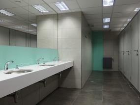 Rekonstrukce veřejných toalet ve stanici metra Můstek