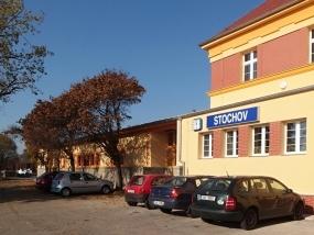 Rekonstrukce nádraží ve Stochově