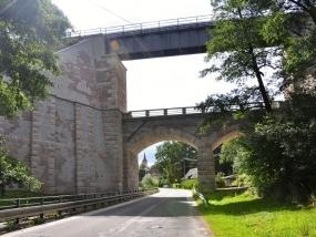 Rekonstrukce a opravy mostů