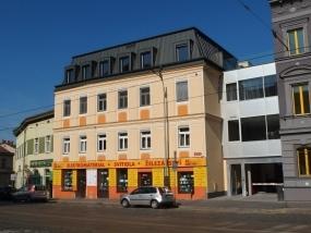Nástavba objektu Zenklova 56 v Praze 8