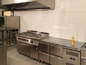 Rekonstrukce kuchyně hotelu Casa Marcello