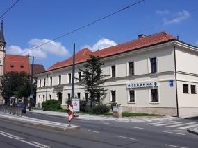 Oprava fasád Revmatologického ústavu